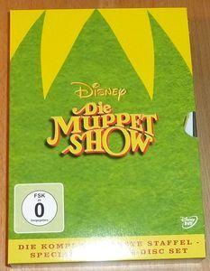 Die Muppet Show Staffel 1 -- © bepixelung.org