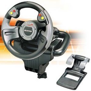 Saitek R440 Force Feedback Wheel, USB (PC) (101135)