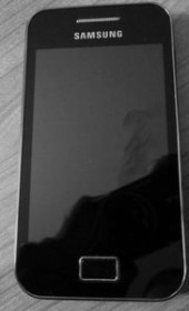 Samsung Galaxy Ace S5830i mit Branding