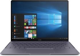 Huawei MateBook X grau (2017), Core i5-7200U, 4GB RAM, 256GB SSD, Windows 10 Home (53019246)