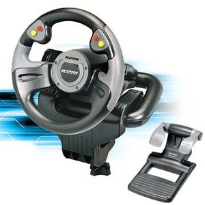 Saitek R220 digital sports Wheel Refresh, USB (PC) (103733)