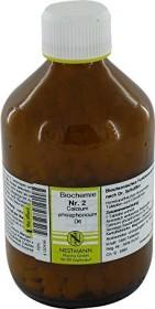 Nestmann Biochemie 2 Calcium phosphoricum D6 Tabletten, 1000 Stück
