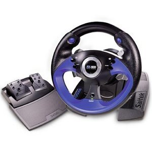 Saitek RX500 Wheel (PS2)