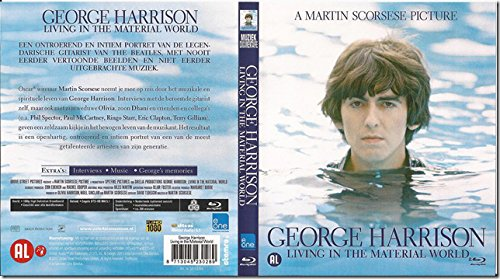George Harrison: Living in the Material World (UK) -- via Amazon Partnerprogramm
