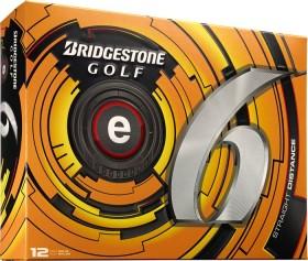 Bridgestone Golf e6, 12 pieces