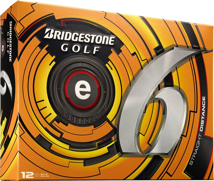 Bridgestone e6, 12 Stück