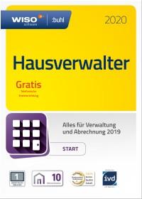 Buhl Data WISO Hausverwalter 2020 Start, 10 Wohneinheiten, ESD (deutsch) (PC)