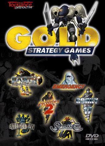 Gold Strategie Games Collection (niemiecki) (PC) -- via Amazon Partnerprogramm
