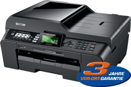 Brother MFC-J6510DW, Tinte