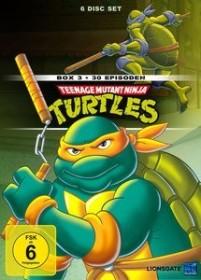 Teenage Mutant Hero Turtles Box 3 (Folgen 51-80) (DVD)