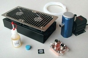 Aqua computer AC-professional set water cooling kit (Socket A/478)