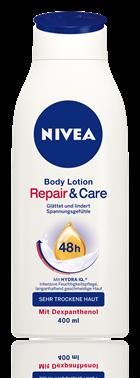 Nivea Repair & Care SOS Body Lotion, 400ml