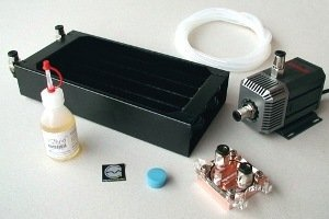 Aqua computer AC-Standard set water cooling kit (Socket A/478)
