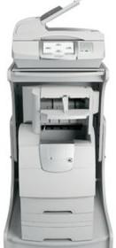 Lexmark X646ef, S/W-Laser