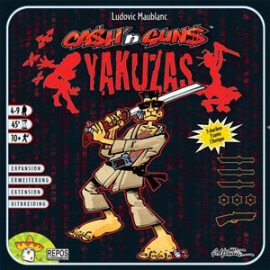 CA$H'n GUN$ - Yakuzas (Erweiterung)