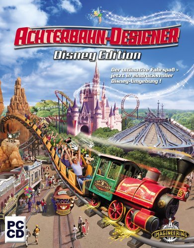 Achterbahn Designer (niemiecki) (PC) -- via Amazon Partnerprogramm