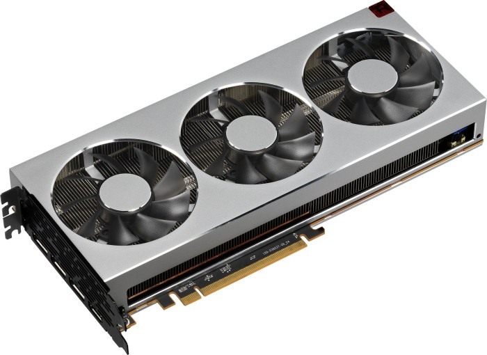 PowerColor Radeon VII, 16GB HBM2, HDMI, 3x DP (AXVII 16GBHBM2-3DH)