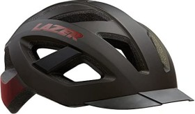 Lazer Cameleon Helm black red