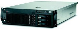 IBM eServer x360 (2x Xeon MP 2.5GHz Socket 604, ECC PC2100 DDR) (P62RQ)