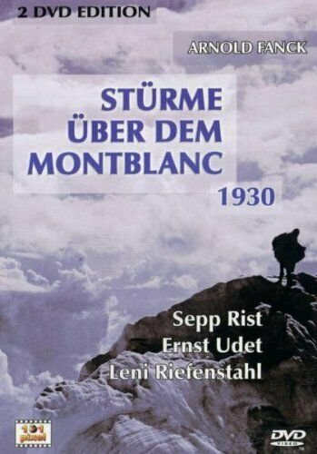 Stürme über dem Montblanc -- via Amazon Partnerprogramm