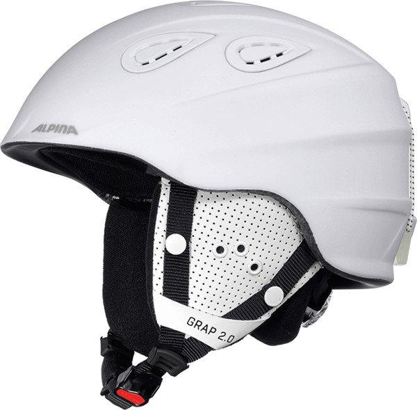 Alpina Grap 2.0 Helmet white matte (A9085.X.12)