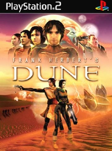 Frank Herbert´s Dune (niemiecki) (PS2) -- via Amazon Partnerprogramm