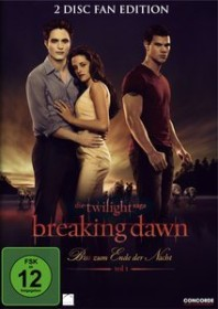 Twilight 4 - Breaking Dawn - Bis(s) zum Ende der Nacht - Teil 1 (DVD)