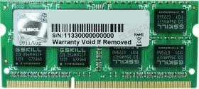G.Skill SL Series SO-DIMM 4GB, DDR3L-1333, CL9-9-9-24 (F3-1333C9S-4GSL)