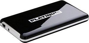 BestMedia Platinum MyDrive black 500GB, USB-A 2.0 (103002)