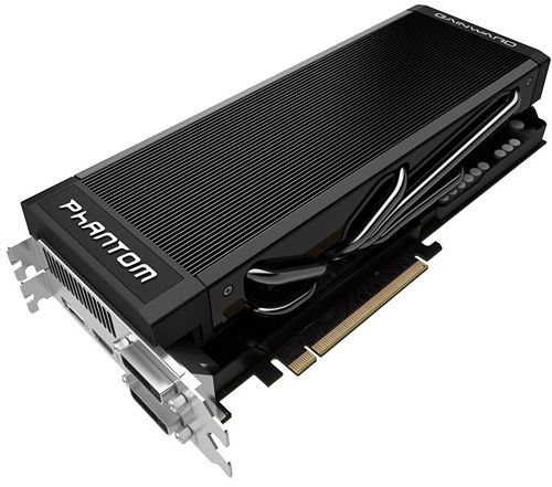 Gainward GeForce GTX 770 Phantom, 4GB GDDR5, 2x DVI, HDMI, DisplayPort (2968)