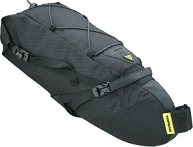 Topeak Backloader 10l Satteltasche schwarz (TBP-BL2B)