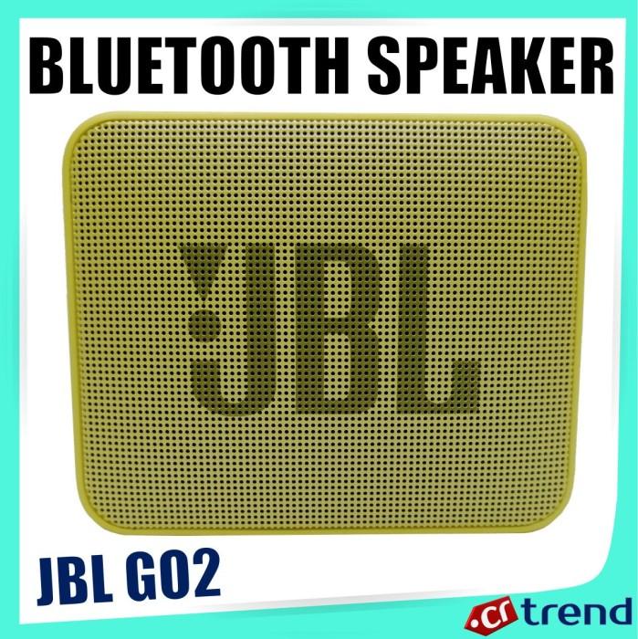 JBL GO 2 Lemonade Yellow -- via Amazon Partnerprogramm