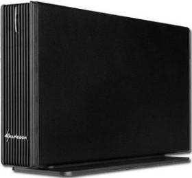 Sharkoon Rapid-Case schwarz, USB-B 3.0 (0394)