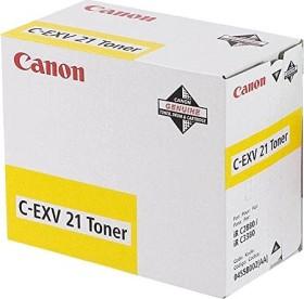 Canon Toner C-EXV21y yellow (0455B002)