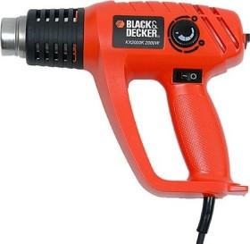 Black&Decker KX2000K electric heat gun incl. case