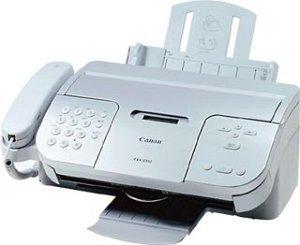 Canon FAX-EB10, Normalpapier