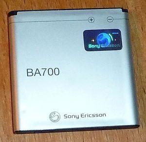 Sony BA700 akumulator -- © bepixelung.org