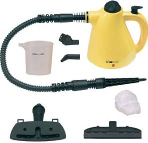 Clatronic DR2930 hand-steam cleaner
