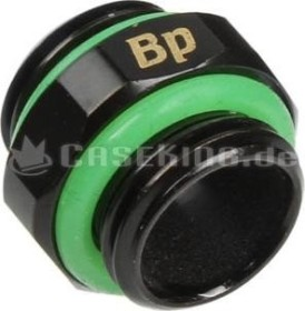 "Bitspower Multi-Link Adapter G1/4"", schwarz (BP-MBDWP-DC08)"