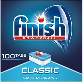 Finish Powerball Classic Tabs, 100 pieces