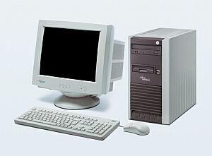 Fujitsu Scenic P, Athlon XP 2600+