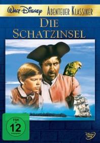 Die Schatzinsel (Disney) (DVD)