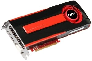 MSI R7970-2PMD3GD5, Radeon HD 7970, 3GB GDDR5, DVI, HDMI, 2x mini DisplayPort (V803-823R)