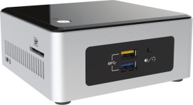 Intel BOXNUC5PPYH<br>Intel NUC-Kit N3700 1.6GHz HD Graphics NUC5PPYH