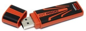 Kingston DataTraveler R500  128GB, USB 2.0 (DTR500/128GB)