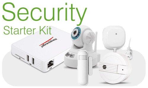 Hauppauge mySmarthome SECURITY starter kit, set (01568)