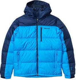 Marmot Guides Down Hoody Jacket clear blue/arctic navy (men) (73060-3717)