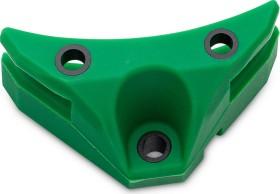 EK Water Blocks EK-Vardar X3M Damper Pack grün, Vibrationsdämpfer