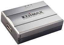 Edimax PS-1206MF MFP print server, USB 2.0