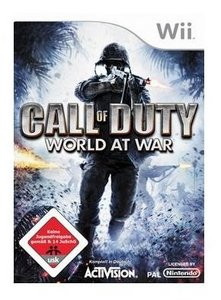 Call of Duty 5 - World at War (English) (Wii)